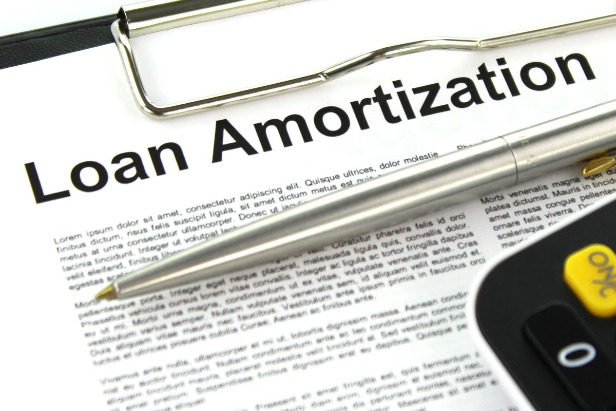 mortgage loans are typically amortized over 30 years what does this mean