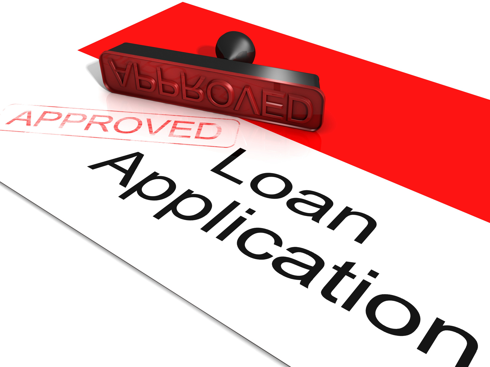 Approval for loans