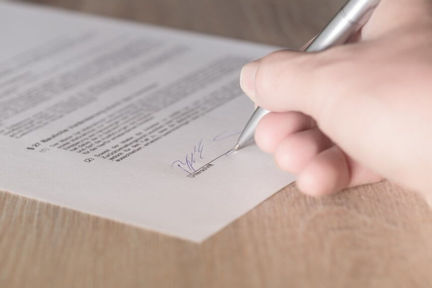 HAVE YOU CONSIDERED ADDING A CO-SIGNER?